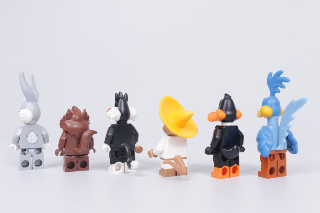 LEGO 71030 Looney Tunes Collectible Minifigures Review 26