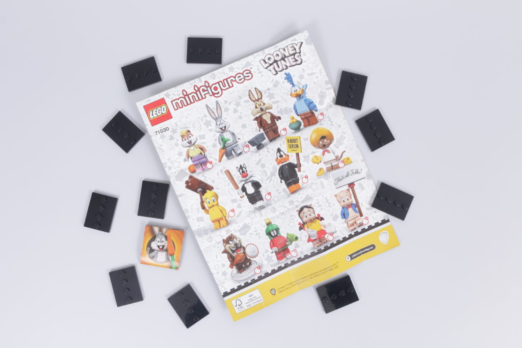 LEGO 71030 Looney Tunes Collectible Minifigures Review 28