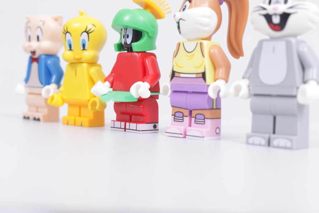 LEGO 71030 Looney Tunes Collectible Minifigures Review 29