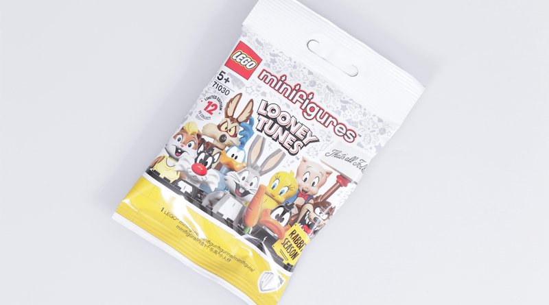LEGO 71030 Looney Tunes Collectible Minifigures Review Title 2