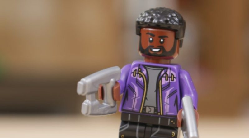 LEGO 71031 Marvel Studio TChalla Star Lord