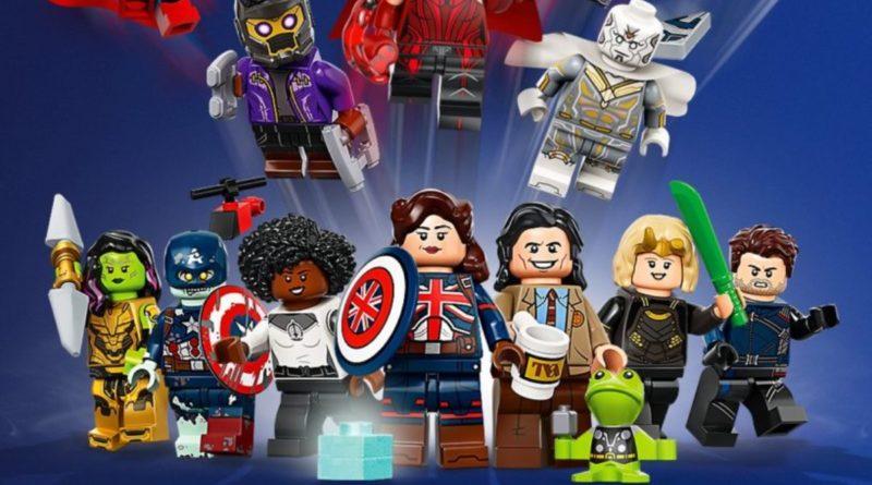 LEGO 71031 Marvel Studios