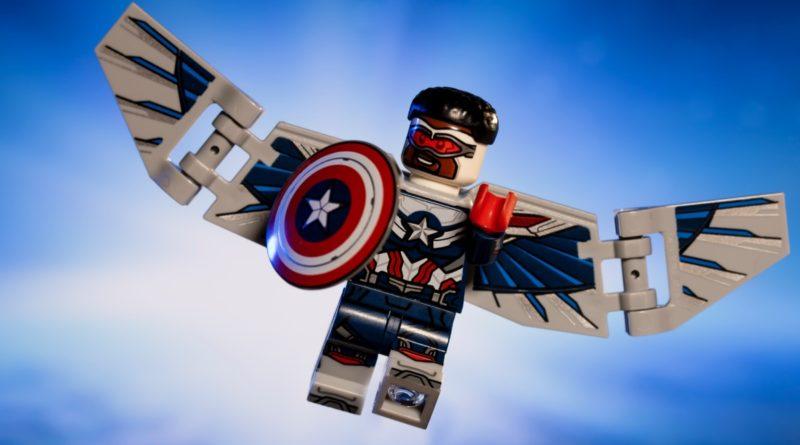 LEGO 71031 Marvel Studios Captain America featured