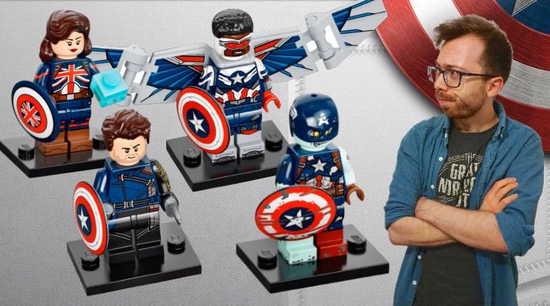 LEGO 71031 Marvel Studios Captain Americas Column Featured
