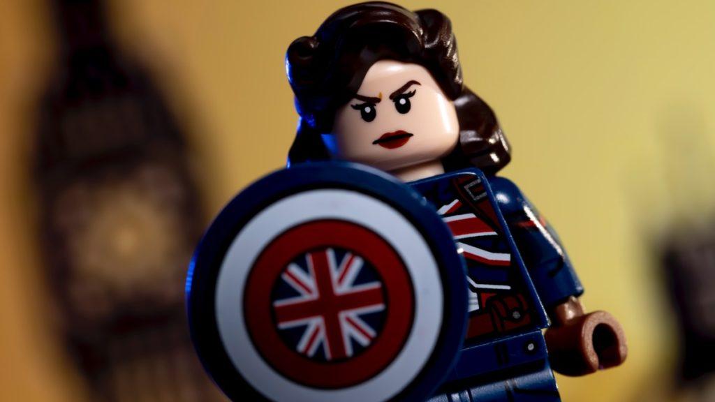 LEGO 71031 Marvel Studios Captain Carter featured