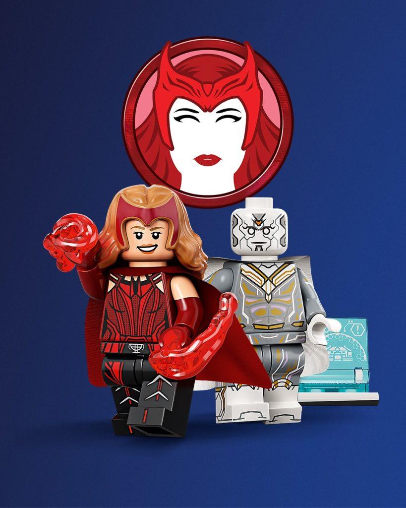 LEGO 71031 Marvel Studios Collectible Minifigures art 3