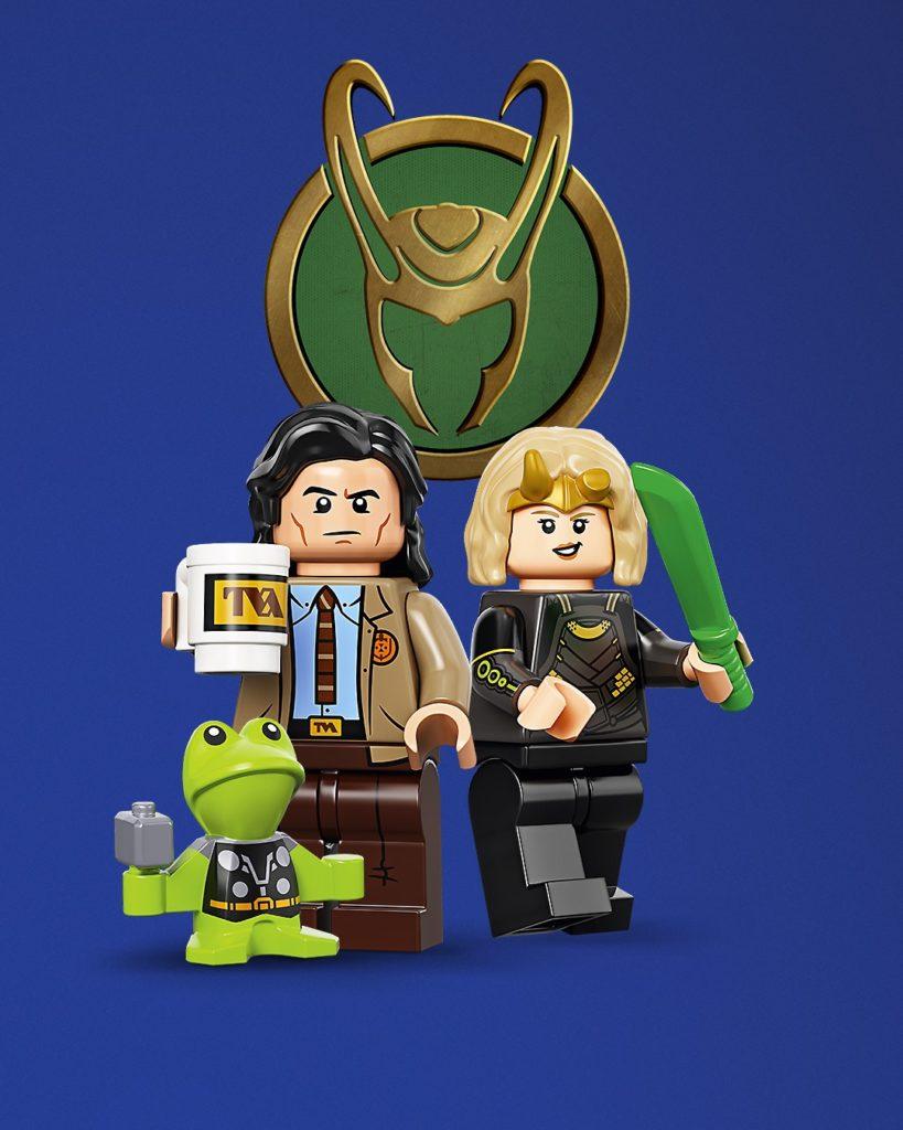 LEGO 71031 Marvel Studios Collectible Minifigures art 4