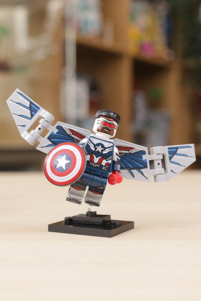 LEGO 71031 Marvel Studios Collectible Minifigures review 13