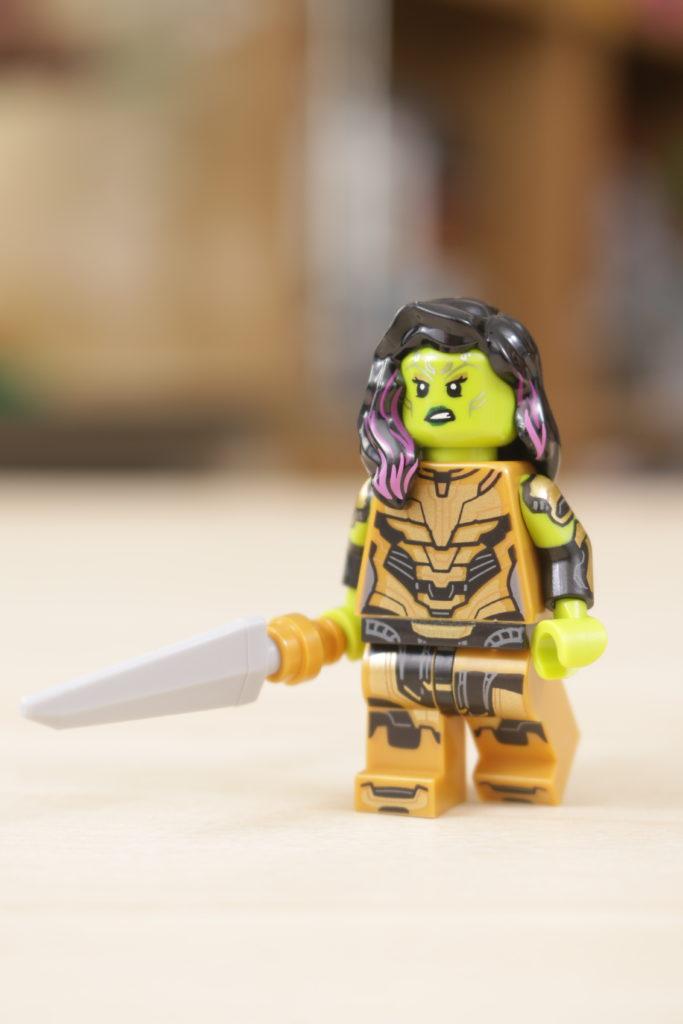LEGO 71031 Marvel Studios Collectible Minifigures review 14