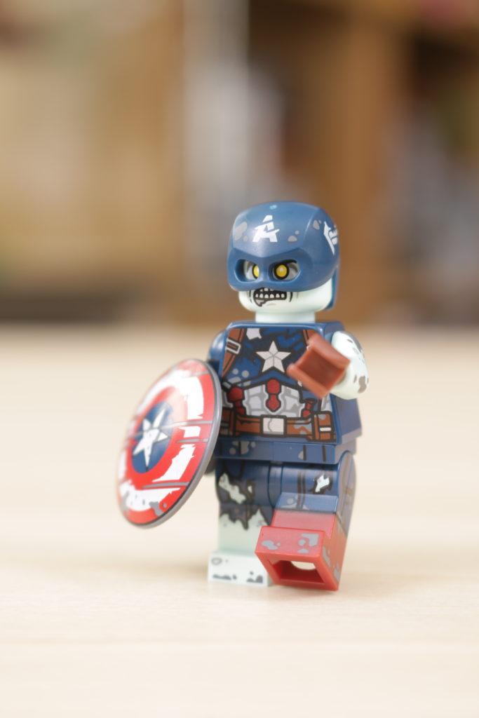 LEGO 71031 Marvel Studios Collectible Minifigures review 15