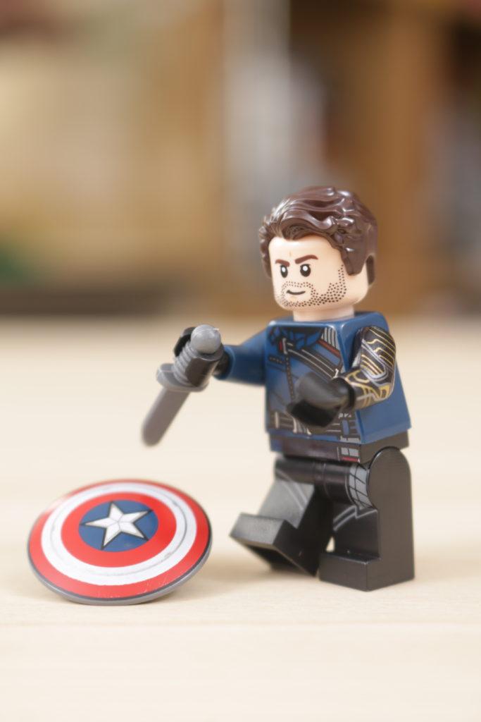 LEGO 71031 Marvel Studios Collectible Minifigures review 16