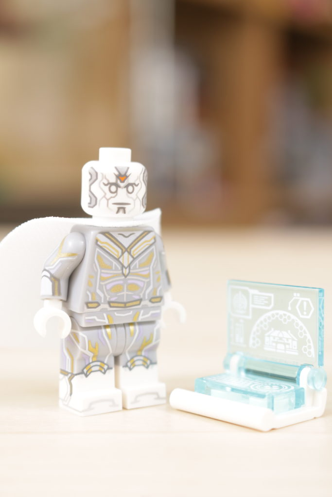 LEGO 71031 Marvel Studios Collectible Minifigures review 18