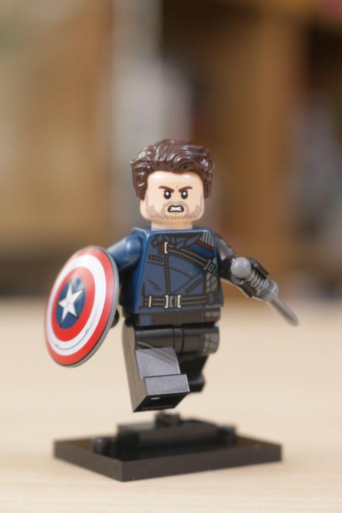 LEGO 71031 Marvel Studios Collectible Minifigures review 2
