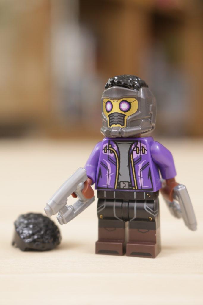 LEGO 71031 Marvel Studios Collectible Minifigures review 22