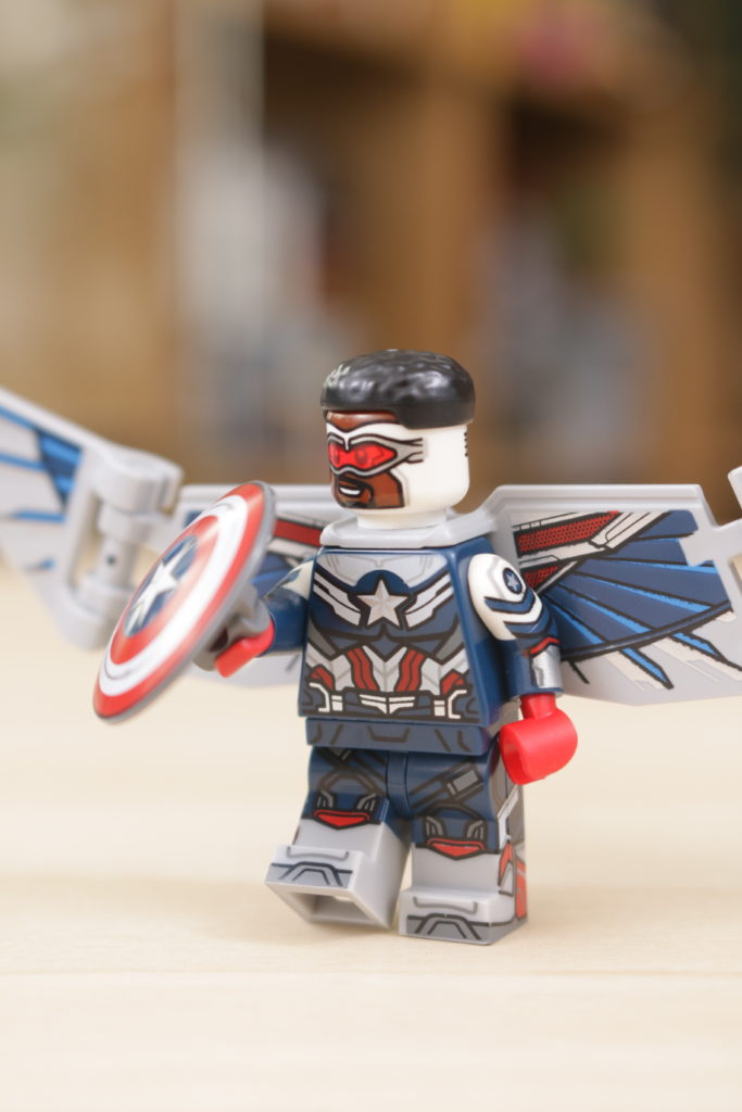 LEGO 71031 Marvel Studios Collectible Minifigures review 25i