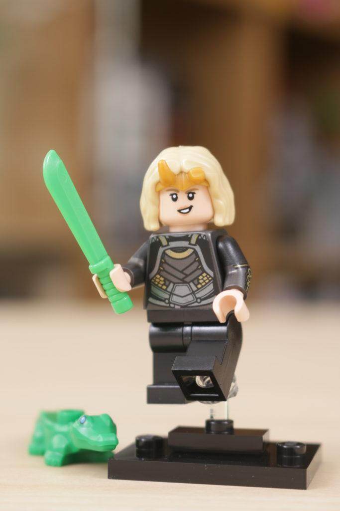LEGO 71031 Marvel Studios Collectible Minifigures review 3