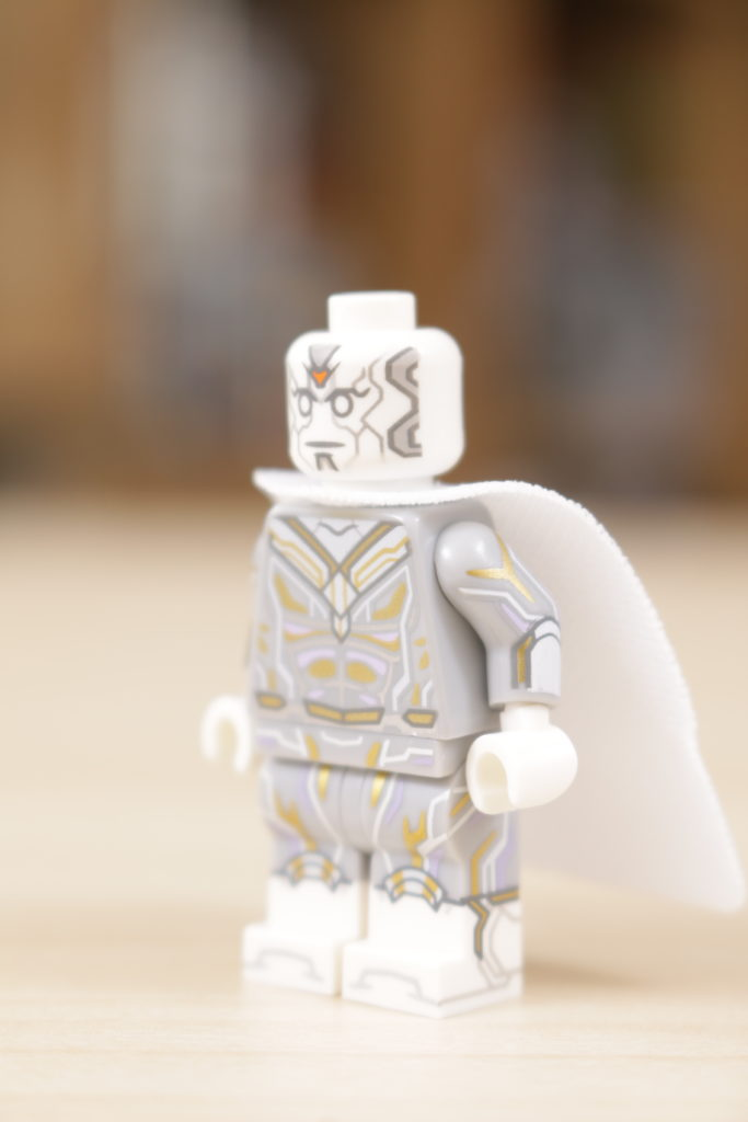 LEGO 71031 Marvel Studios Collectible Minifigures review 35
