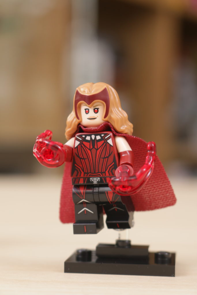LEGO 71031 Marvel Studios Collectible Minifigures review 4