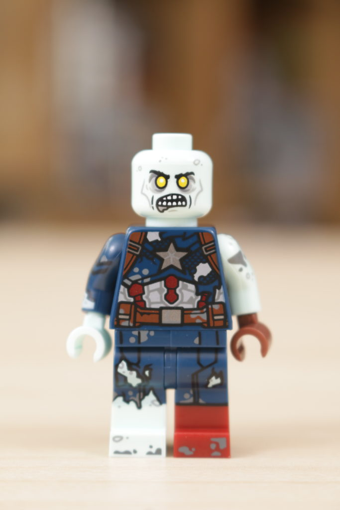 LEGO 71031 Marvel Studios Collectible Minifigures review 46