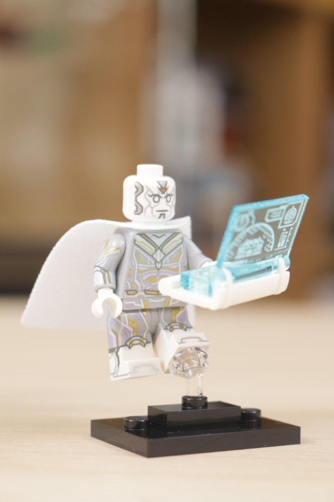 LEGO 71031 Marvel Studios Collectible Minifigures review 5
