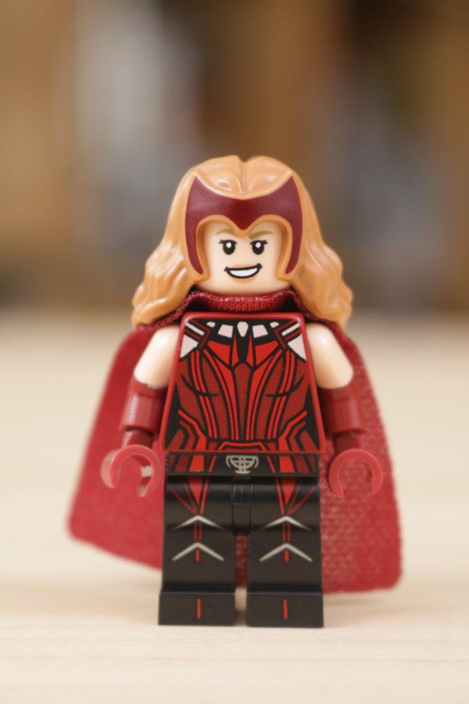 LEGO 71031 Marvel Studios Collectible Minifigures review 54