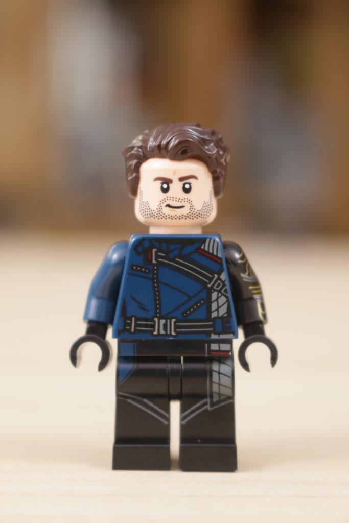 LEGO 71031 Marvel Studios Collectible Minifigures review 61