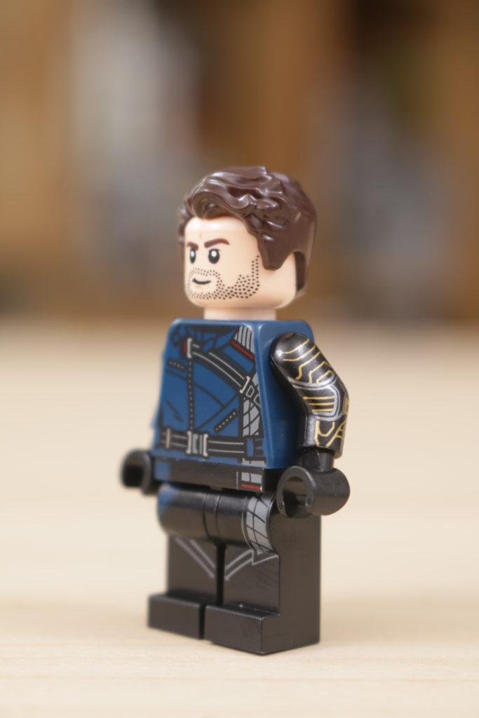 LEGO 71031 Marvel Studios Collectible Minifigures review 62