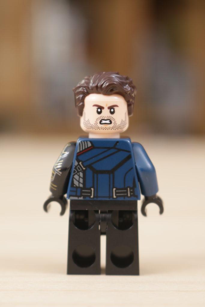 LEGO 71031 Marvel Studios Collectible Minifigures review 64