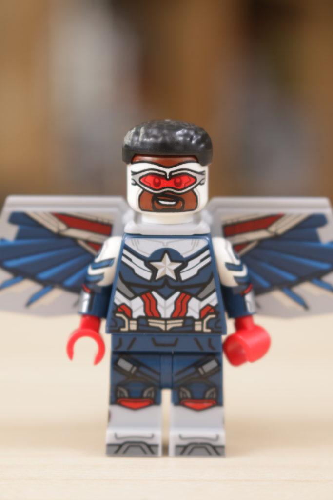 LEGO 71031 Marvel Studios Collectible Minifigures review 65