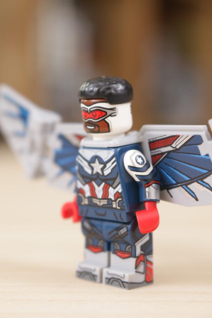 LEGO 71031 Marvel Studios Collectible Minifigures review 66