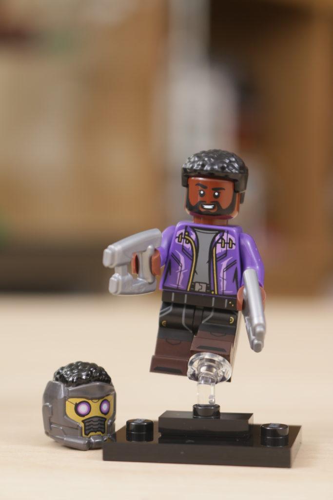 LEGO 71031 Marvel Studios Collectible Minifigures review 7