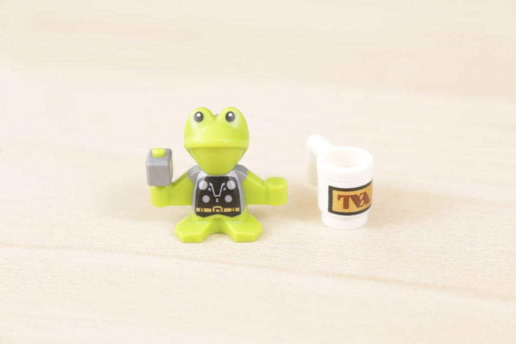 LEGO 71031 Marvel Studios Collectible Minifigures review 79