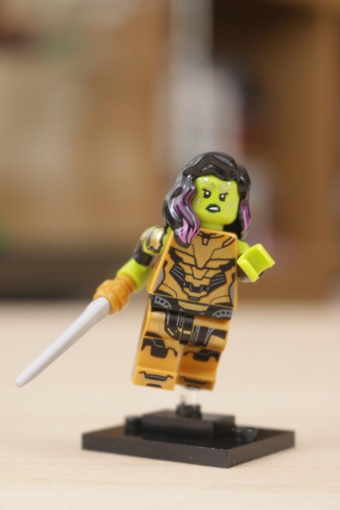 LEGO 71031 Marvel Studios Collectible Minifigures review 9