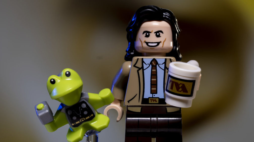 LEGO 71031 Marvel Studios Loki 2