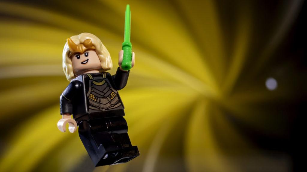 LEGO 71031 Marvel Studios Sylvie 2