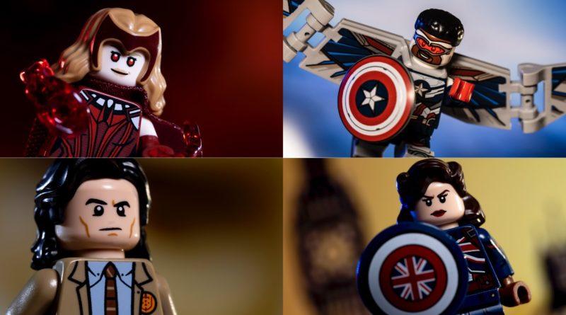 LEGO 71031 Marvel Studios collage featured
