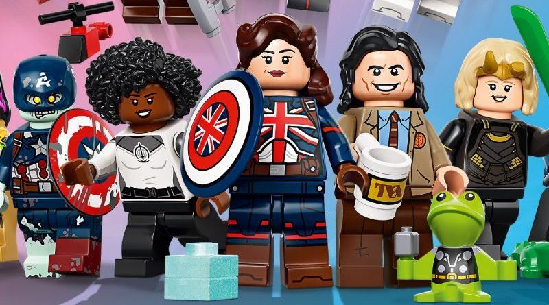 LEGO 71031 Marvel Studios minifigures art featured