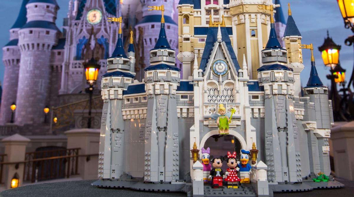 LEGO 71040 The Disney Castle Lifestyle Resized Featured