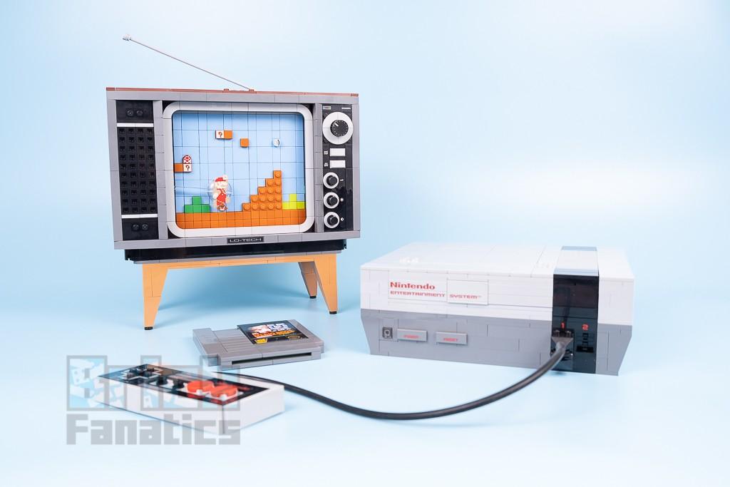 LEGO 71374 Nintendo Entertainment System 1