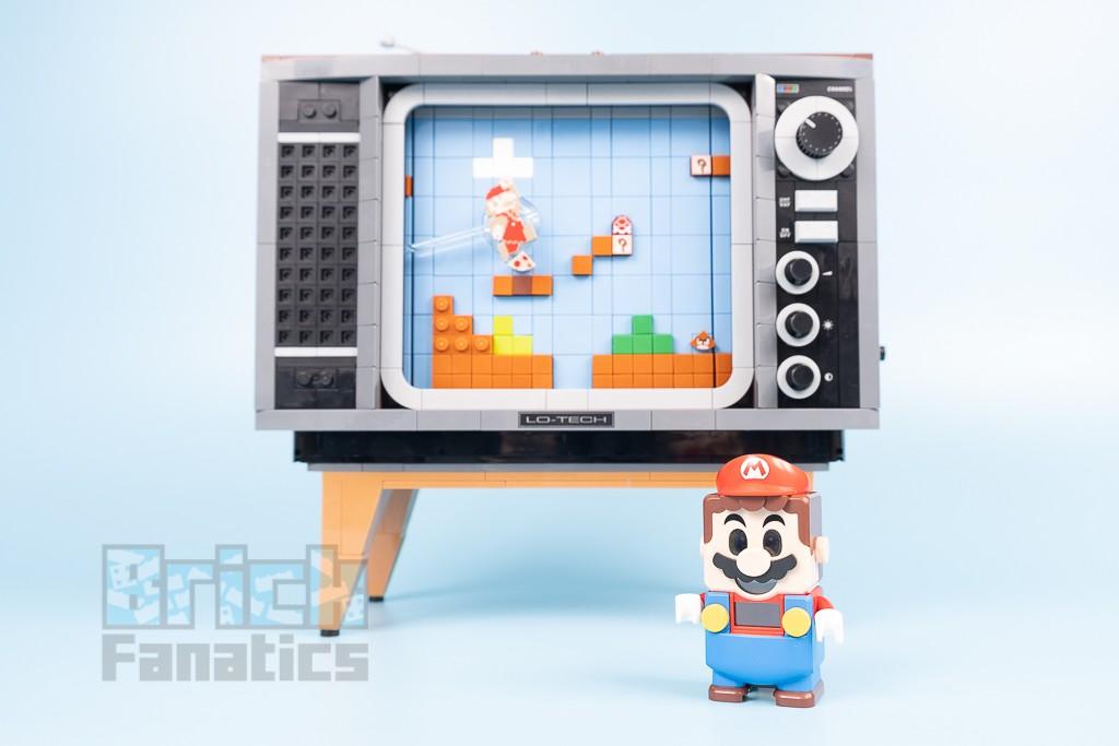 LEGO 71374 Nintendo Entertainment System 10