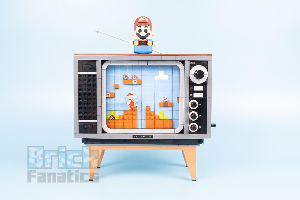 LEGO 71374 Nintendo Entertainment System 14