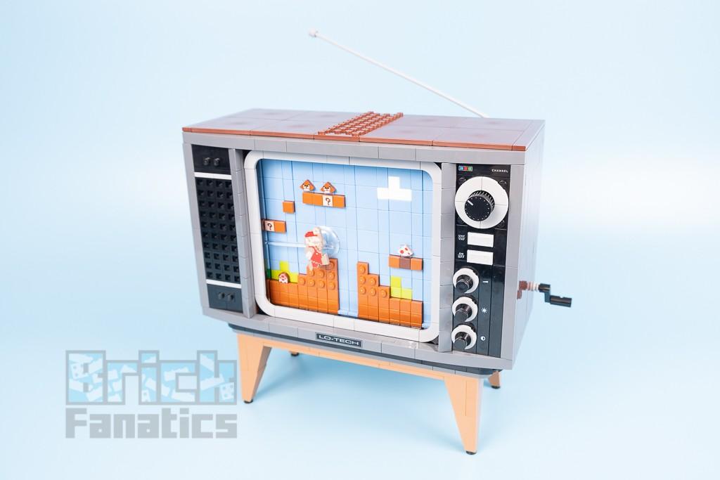 LEGO 71374 Nintendo Entertainment System 19