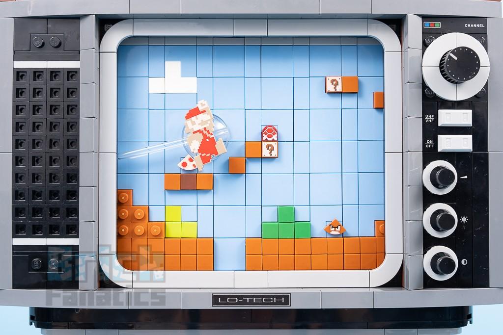 LEGO 71374 Nintendo Entertainment System 28