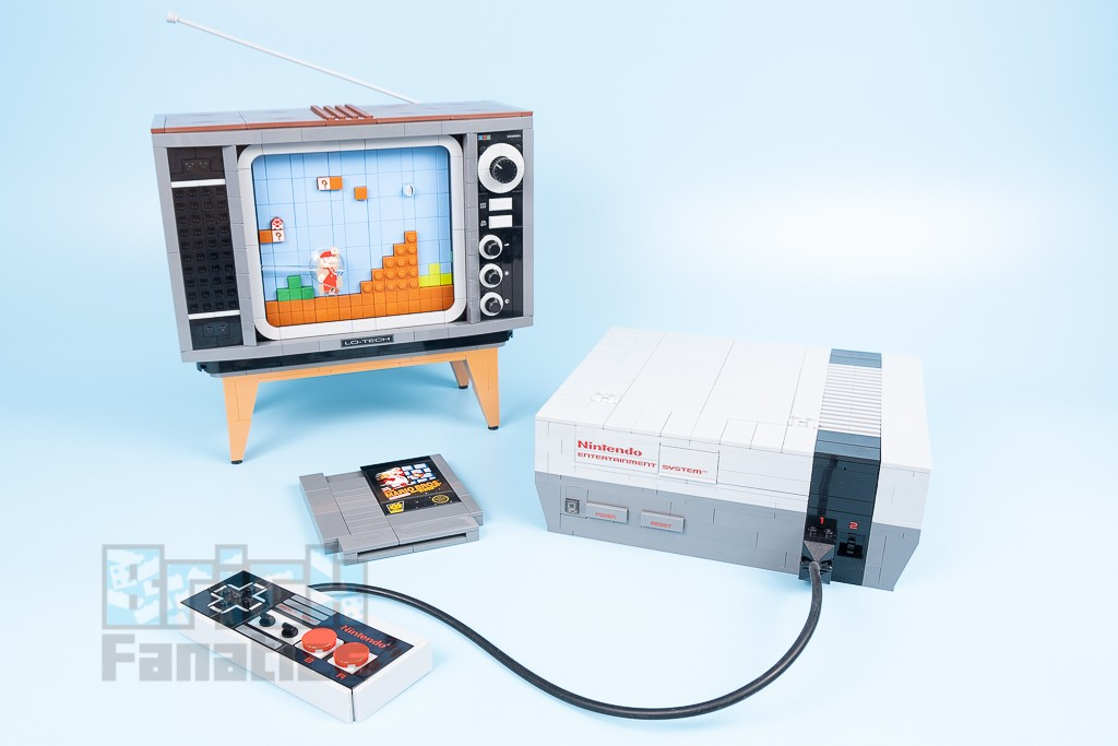 LEGO 71374 Nintendo Entertainment System 5