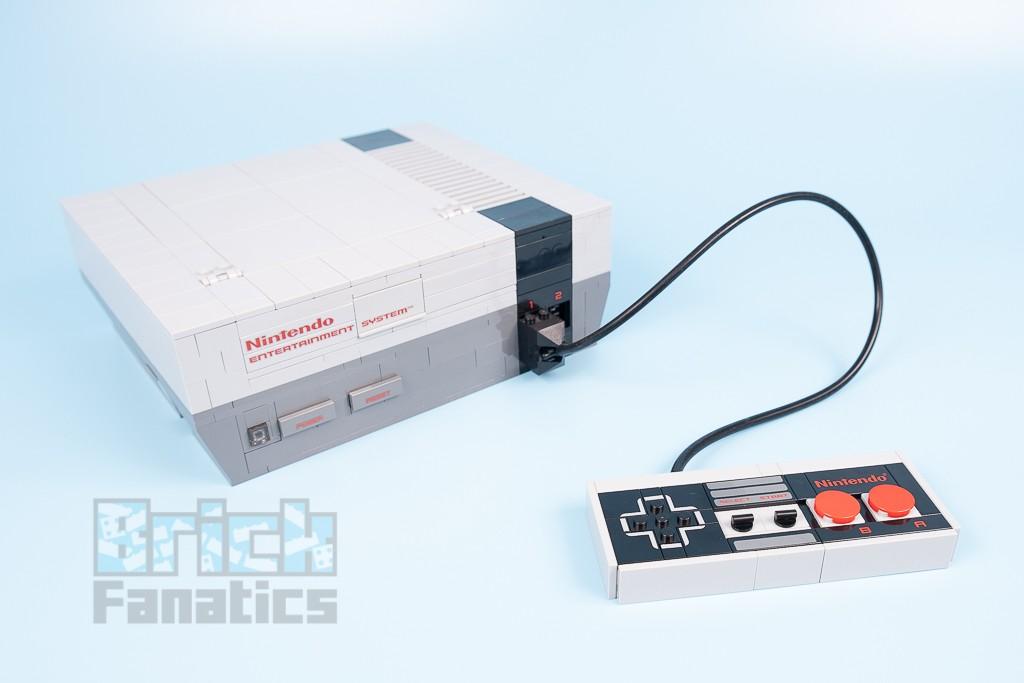 LEGO 71374 Nintendo Entertainment System 50