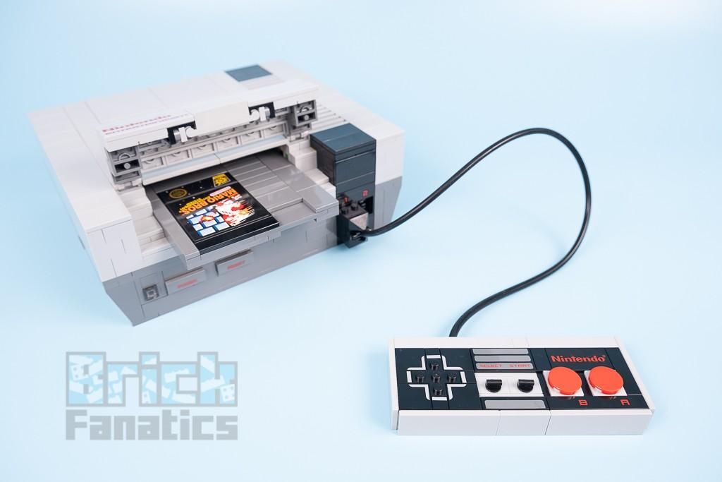 LEGO 71374 Nintendo Entertainment System 51