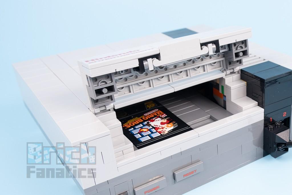 LEGO 71374 Nintendo Entertainment System 53