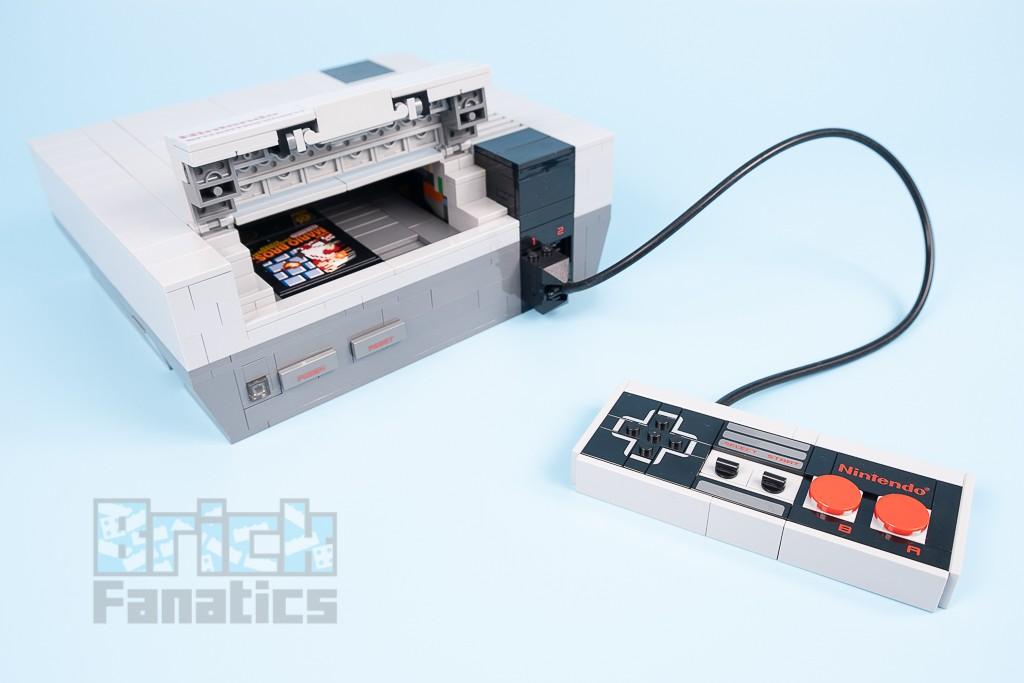 LEGO 71374 Nintendo Entertainment System 54