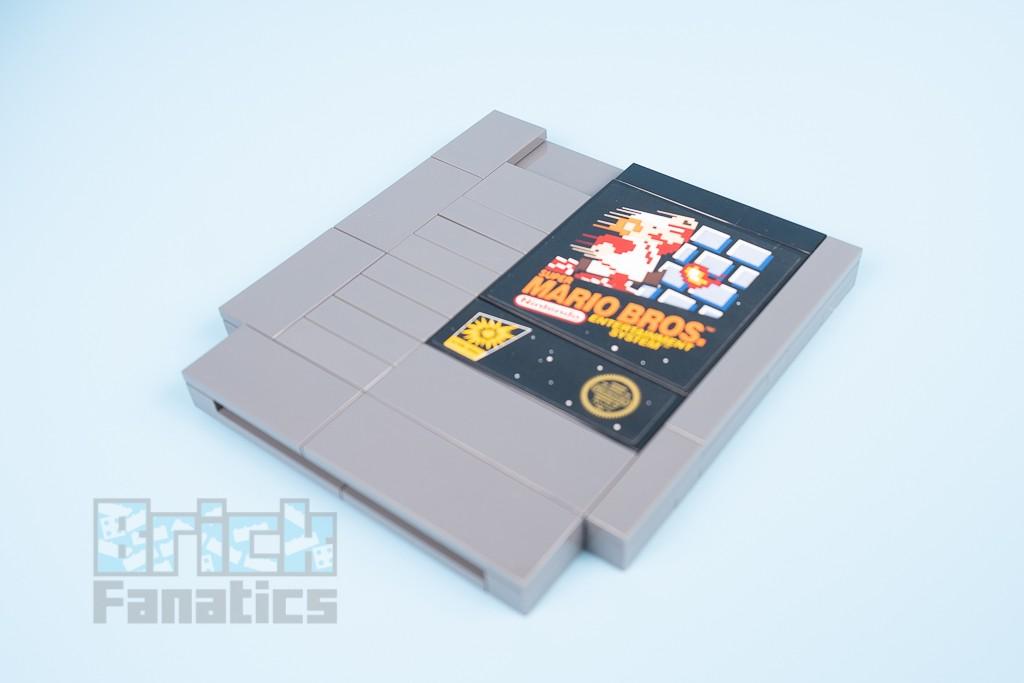 LEGO 71374 Nintendo Entertainment System 59