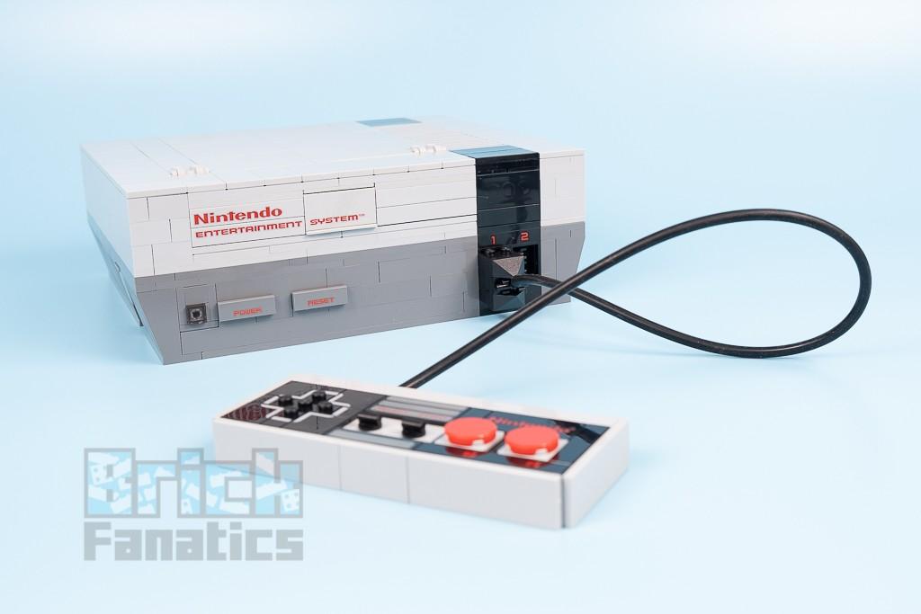 LEGO 71374 Nintendo Entertainment System 68